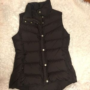 J Crew Puffer Quilted vest